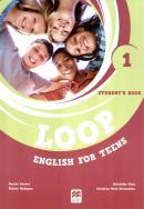 LOOP ENGLISH FOR TEENS 1 - SB WiITH DIGITAL BOOK