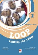 LOOP ENGLISH FOR TEENS 2 - SB WDIGITAL BOOK