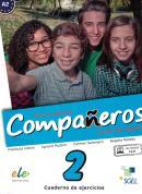 NUEVO COMPANEROS 2 - CUADERNO DE EJERCICIOS