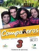 NUEVO COMPANEROS 3 - CUADERNO DE EJERCICIOS