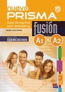 NUEVO PRISMA FUSION A1+A2 - LIBRO DE EJERCICIOS