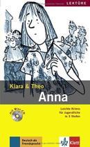 ANNA BUCH MIT MINI-CD