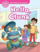 HELLO, CLUNK - STARTER