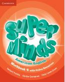 SUPER MINDS AMERICAN ENGLISH LEVEL 4 WORKBOOK WITH ONLINE RESOURCES - 1ST ED