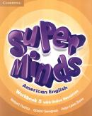 SUPER MINDS AMERICAN ENGLISH 5 WORKBOOK WITH ONLINE RESOURCES - 1ST ED