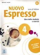 NUOVO ESPRESSO 4 (B2) - LIBRO + CD AUDIO
