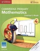 CAMBRIDGE PRIMARY MATHEMATICS STAGE 4 - LEANERS BOOK