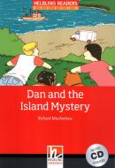 DAN AND THE ISLAND MYSTERY WITH AUDIO CD