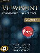 IBEU RJ - VIEWPOINTADVANCED 4 - COMBO WITH ONLINE WB
