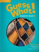 GUESS WHAT! 6 STUDENT´S BOOK - AMERICAN