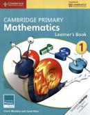 CAMBRIDGE PRIMARY MATHEMATICS STAGE 1 - LEARNERS BOOK