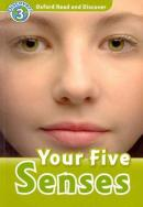 YOUR FIVE SENSE - OXFORD READ AND DISCOVER - LEVEL 3