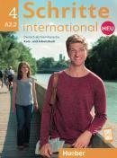 SCHRITTE INTERNATIONAL NEU 4 - KURSBUCH + ARBEITSBUCH + CD ZUM ARBEITSBUCH