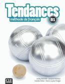 TENDANCES B1 - LIVRE DE L´ELEVE + DVD-ROM + CD AUDIO