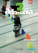 ADOMANIA 3 LIVRE DE L´ELEVE + DVD-ROM (A2)