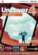 UNCOVER 4B COMBO STUDENT´S BOOK WITH ONLINE WORKBOOK AND ONLINE PRACTICE - 1ST ED