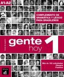 GENTE HOY 1 COMPLEMENTO DE GRAMATICA Y VOCABULARIO PARA BRASILENOS