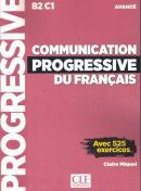 COMMUNICATION PROGRESSIVE DU FRANCAIS - NIVEAU AVANCE + CD AUDIO - 3ª ED