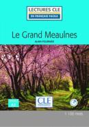 GRAND MEAULNES, LE + CD AUDIO NIVEAU 2