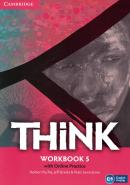 THINK 5 WB WITH ONLINE PRACITICE - 1ST ED