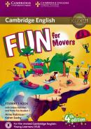 FUN FOR MOVERS STUDENT´S BOOK WITH ONLINE ACTIVITIES WITH AUDIO AND HOME FUN BOOKLET 4 - 4TH ED