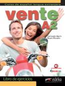 VENTE A2 - LIBRO DE EJERCICIOS + AUDIO DESCARGABLE