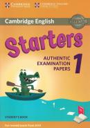 CAMBRIDGE ENGLISH YOUNG STARTERS 1 FOR REVISED EXAM FROM 2018 SB