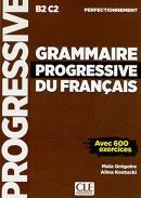 GRAMMAIRE PROGRESSIVE DU FRANCAIS - NIVEAU PERFECTIONNEMENT - LIVRE - 2ª ED