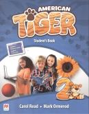 AMERICAN TIGER 2 STUDENT´S BOOK PACK - 1ST ED
