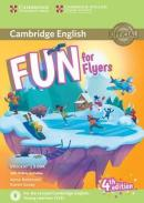 FUN FOR FLYERS SB WITH ONLINE ACTIVITIES WITH AUDIO