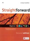 STRAIGHTFORWARD BEGINNER STUDENT´S BOOK WITH WEBCODE AND EBOOK - 2ND ED