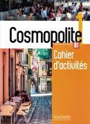 COSMOPOLITE A1 - CAHIER D´ACTIVITES + CD AUDIO