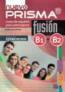 NUEVO PRISMA FUSION B1+B2 - LIBRO DE EJERCICIOS + CD