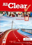 ALL CLEAR 1 STUDENT´S BOOK WITH WORKBOOK PACK - 1ST ED