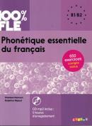 PHONETIQUE ESSENTIELLE DU FRANCAIS B1/B2 - LIVRE + CD MP3