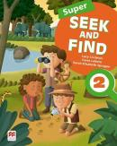 SUPER SEEK AND FIND 2 STUDENT´S BOOK AND DIGITAL PACK - 2ND ED