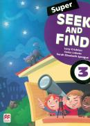 SUPER SEEK AND FIND 3 STUDENT´S BOOK AND DIGITAL PACK - 2ND ED
