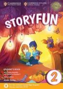 STORYFUN FOR STARTERS 2 SB WITH ONLINE ACTIVITIES - 2ND ED