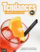 TENDANCES B2 - LIVRE DE L´ELEVE + DVD-ROM