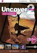 UNCOVER 2 FULL COMBO WITH ONLINE WORKBOOK AND ONLINE PRACTICE - 1ST ED