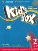 KIDS BOX 2 ACTIVITY BOOK WITH ONLINE RESOURCES - BRITISH - UPDATED 2ND ED
