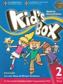 KIDS BOX 2 PUPIL´S BOOK - BRITISH - UPDATED 2ND ED