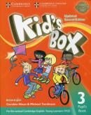 KIDS BOX 3 PUPIL´S BOOK - BRITISH - UPDATED 2ND ED