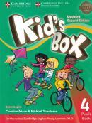 KIDS BOX 4 PUPIL´S BOOK - BRITISH - UPDATED 2ND ED