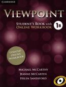 VIEWPOINT 1B STUDENT´S BOOK WITH UPDATED ONLINE WORKBOOK - 1ST ED