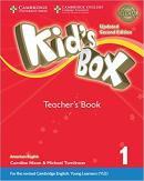 KIDS BOX AMERICAN ENGLISH 1 TEACHER´S BOOK - UPDATED 2ND ED