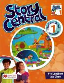 STORY CENTRAL 1 STUDENT´S BOOK WITH EBOOK AND ACTIVITY PACK