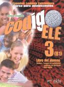 CODIGO ELE 3 - LIBRO DEL ALUMNO + LIBRO DE EJERCICIOS - VERSION BRASIL