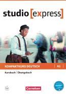 STUDIO [EXPRESS] A1 KURS- UND UBUNGSBUCH