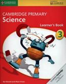 CAMBRIDGE PRIMARY SCIENCE 3 LEARNER´S BOOK